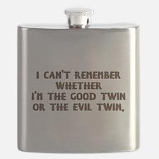 Good Twin or Evil Twin? Flask