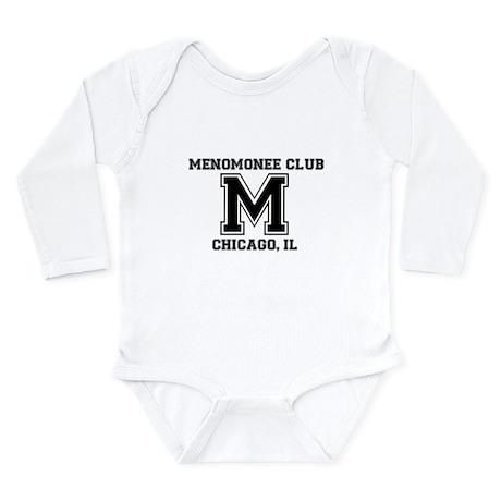 Alumni Long Sleeve Infant Bodysuit