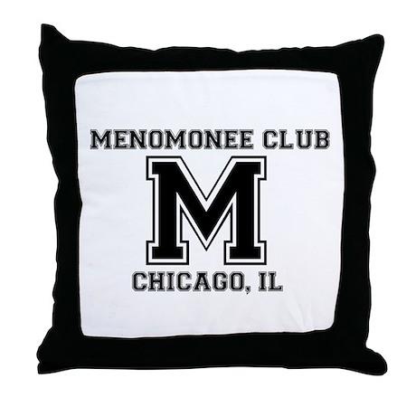Alumni Throw Pillow