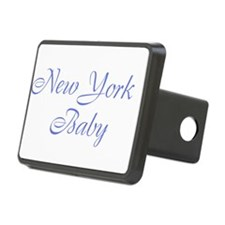New York baby blue Hitch Cover
