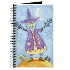 purple witch Journal