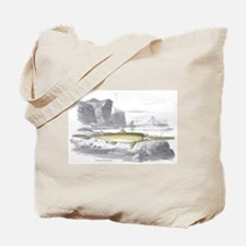 Swordfish Fish Tote Bag