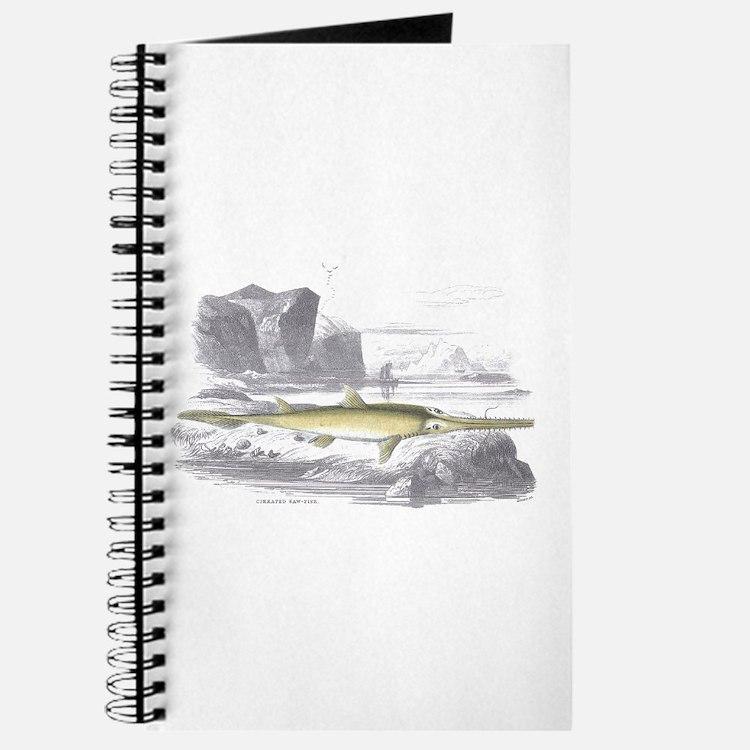 Swordfish Fish Journal