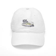 Swordfish Fish Baseball Cap