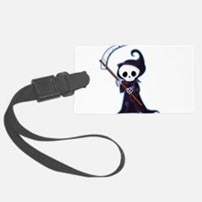 Cute Little Death Luggage Tag