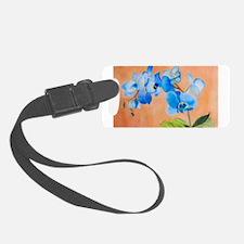 Blue Mystique Luggage Tag