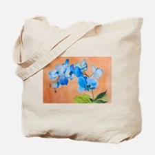 Blue Mystique Tote Bag