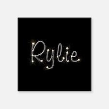 """Rylie Spark Square Sticker 3"""" x 3"""""""
