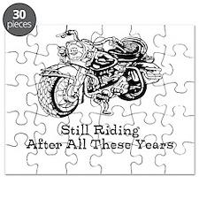 Still riding Puzzle