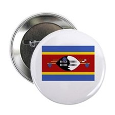 Swaziland Flag Picture Button