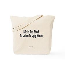 Ugly Music Tote Bag