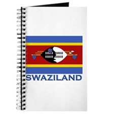 Swaziland Flag Stuff Journal