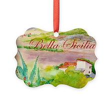 Bella Sicilia Ornament