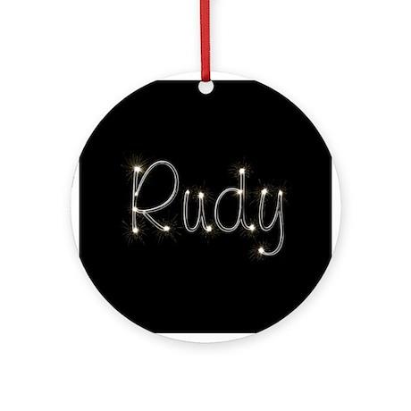Rudy Spark Ornament (Round)