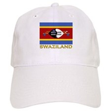 Swaziland Flag Gear Baseball Cap