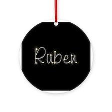 Ruben Spark Ornament (Round)
