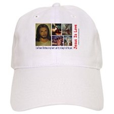 Funny Jesus loves you Baseball Cap