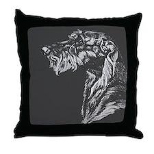 Scottish Deerhound Pillow