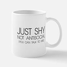 Just Shy Mug