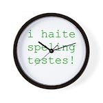 Testes Wall Clock
