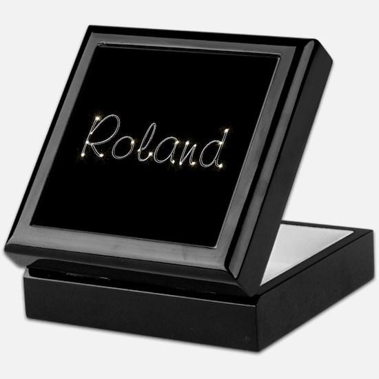 Roland Spark Keepsake Box