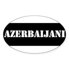 Azerbaijani Decal