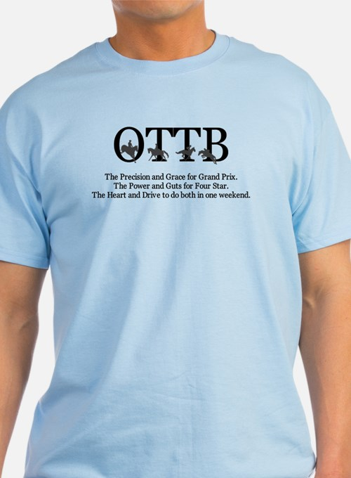 OTTB - The Everything Horse - MULTI COLOUR T-shirt