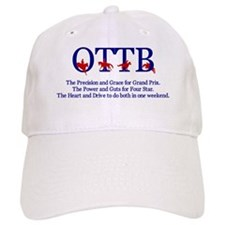 OTTB Ball Baseball Cap
