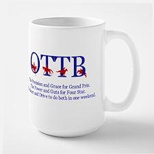 OTTB - The EVERYTHING horse - Mug