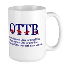 OTTB - The EVERYTHING horse - Mug