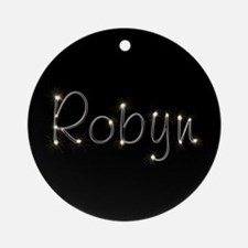 Robyn Spark Ornament (Round)