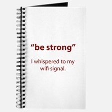 Be Strong Journal
