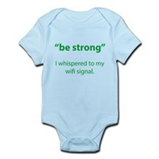 Be Strong Infant Bodysuit