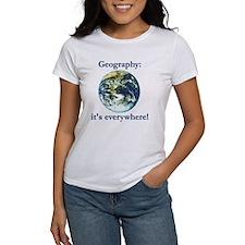 Geography Tee