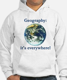 Geography Hoodie