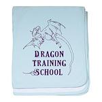 Dragon Training School baby blanket