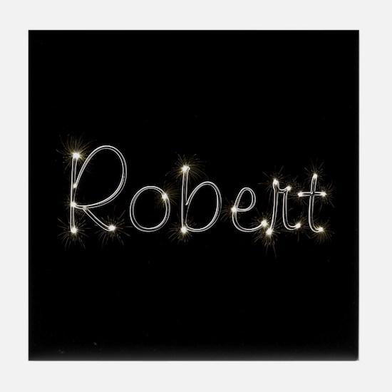 Robert Spark Tile Coaster