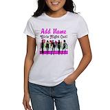 Girls night out Women's T-Shirt