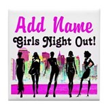 Girls night out Drink Coasters