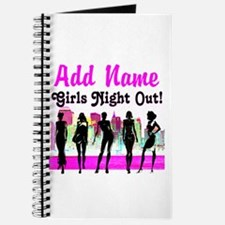 GIRLS NIGHT OUT Journal