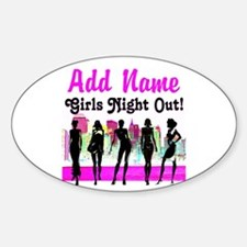 GIRLS NIGHT OUT Decal