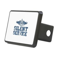 Silent Service with Submarine Dolphins Hitch Cover
