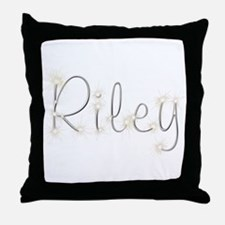 Riley Spark Throw Pillow