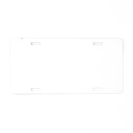Submarine Veteran Dolphins Aluminum License Plate