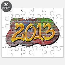 2013 Graffiti Puzzle