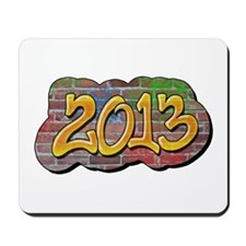 2013 Graffiti Mousepad