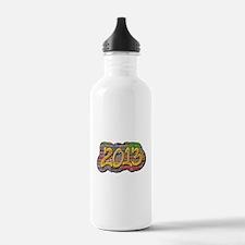 2013 Graffiti Water Bottle