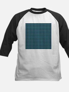 Blue Mod Polka Dots Tee