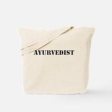 Ayurvedist Tote Bag