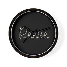 Reese Spark Wall Clock